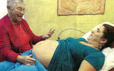 Pregnant Pause – Midwife Delivers 50 Years Experience