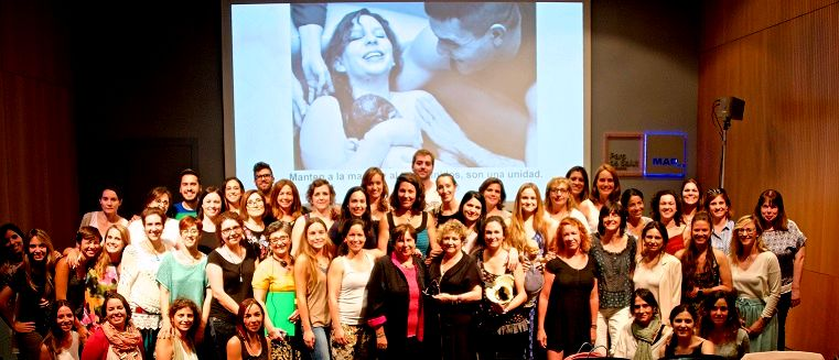 Waterbirth Certification Barcelona