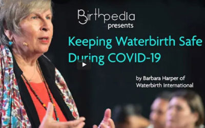 Keeping Waterbirth Safe During COVID-19